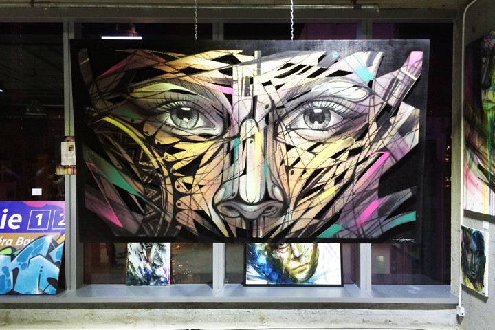 Edit above second avenue des arts dface graffiti hong kong 4 street art inspired gallery shows on right now in hk thecheapjerseys Gallery