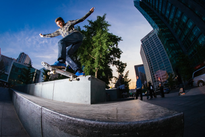 'House of Vans' skater on Hong Kong skate culture – plus learn to skate! – Interview