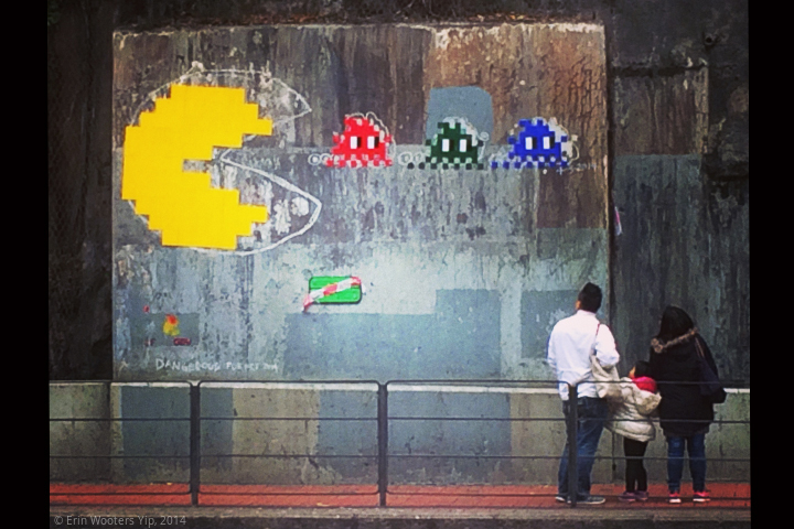 Artist Interview: 'Invader' on Hong Kong's 'Wipe Out', street art policy –Exclusive