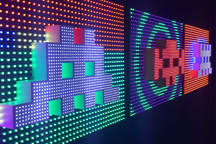 Next level: 'Invader' scores at 'Wipe Out' show in Hong Kong – Exhibition Review