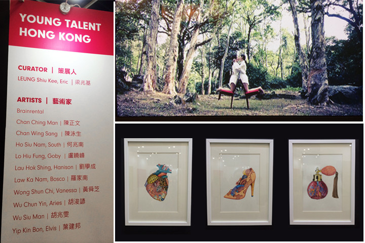 Opportunities Abound for 'Young Talent Hong Kong' at Affordable Art Fair